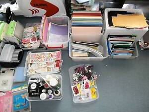 CRAFT.... MASSIVE CLEAROUT OF CRAFT ROOM, ALL MUST GO A.S.A.P. Morayfield Caboolture Area Preview