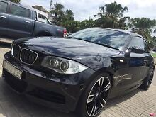 PRICE DROP-MUST GO!!!BMW 135i  BLACK>NEW M5WHEELS<< TUNED 260KW Randwick Eastern Suburbs Preview
