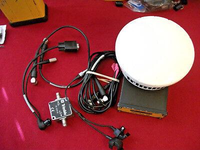 Trimble Gps Dgps Receiver Pathfinder Pro Xr Xrs Receiver Antenna Cables Noise