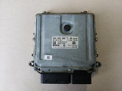 2011 MERCEDES SPRINTER 2500 ENGINE CONTROL COMPUTER MODULE ECU A 642 900 71 00  2500 Engine Control Module