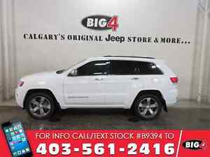 2014 Jeep Grand Cherokee Overland | EcoDiesel | Fully Loaded |