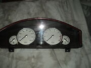Chrysler Instrument Cluster