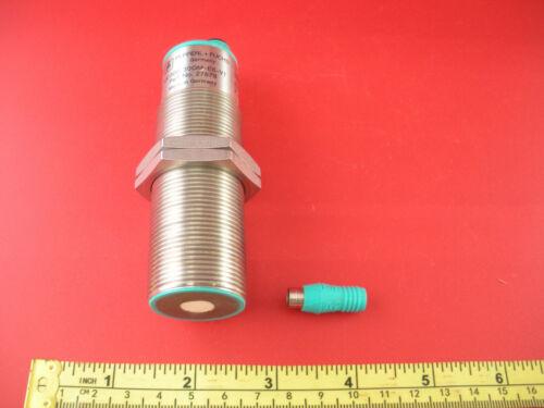 Pepperl Fuchs UC300-30GM-E6-V1 Ultrasonic Sensor UC30030GME6V1 27678 used