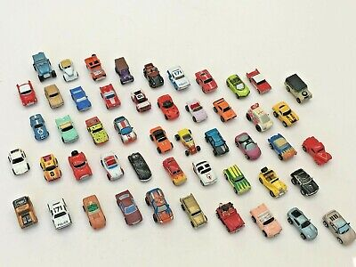 Used, MICRO MACHINES 1987 - 1999 AUTOS CARS VEHICLES ASSORTMENT GROUP LOT OF 50   for sale  Shipping to Nigeria