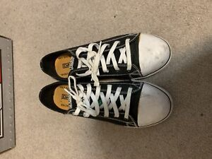 4173cad81085 Used once for a photoshoot. Dakota Steel Toed Converse- Women s 7.5