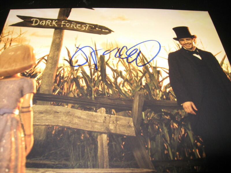 JAMES FRANCO SIGNED AUTOGRAPH 8x10 PHOTO OZ THE GREAT AND POWERFUL IN PERSON E