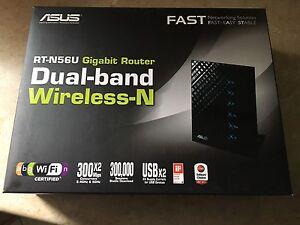 ASUS Dual-band Wireless-N Gigabit Router