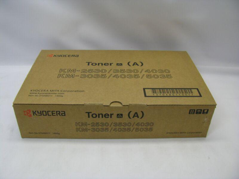 Kyocera 370AB011 Black Toner Cartridge *New Sealed*