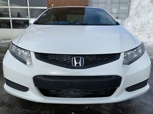 2013 Honda Civic coupe Bluetooth AC garantie 12 mois inclus