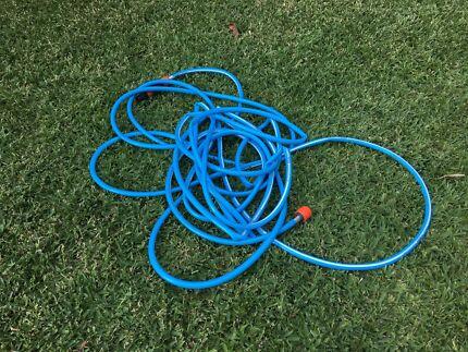 15m near-new garden hose