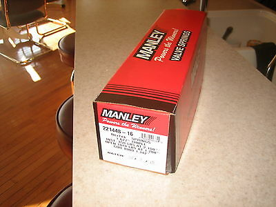 Manley 221448-16 Valve Springs Triple