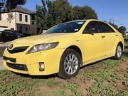 Toyota Camry Hybrid Altona Hobsons Bay Area Preview