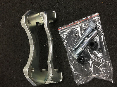 FOR MITSUBISHI OUTLANDER LANCER 8 FRONT BRAKE SUPPORT CALIPER CARRIER SADDLE