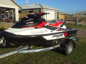 Jetski Seadoo wake pro 215 Townsville Townsville City Preview