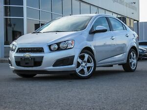 2013 Chevrolet Sonic LT Auto Bluetooth | Cruise Control
