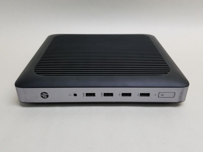 HP T630 Thin Client AMD GX-420GI 2GHz DDR4 - NO RAM / HDD