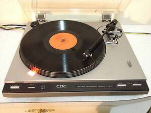 C.D.C Turntable ST-510 Lockleys West Torrens Area Preview