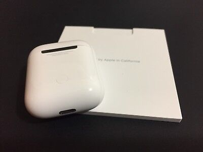 Apple Airpods Charging Case Only For 1Th 2nd Gen - Original Apple OEM