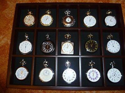 15 Taschenuhren