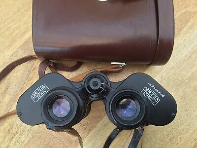Carl Zeiss Jena Jenoptem multi-coated 10x50w Binoculars