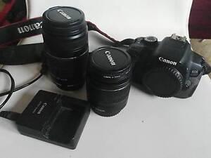 Canon EOS 650D DSLR Camera: BUNDLE- LENS, TRIPOD, BAG, UV, Baldivis Rockingham Area Preview