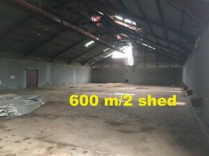 1.8 acres 600 m/2 shed 800 tone silos, weigh bridge !!! Temora Temora Area Preview