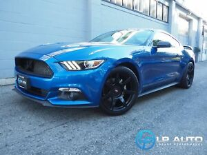 2017 Ford Mustang EcoBoost Premium Pony Package! Easy Approvals!