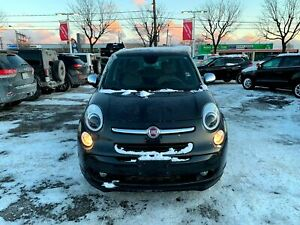 2014 Fiat 500L Lounge |CERTIFIED|LEATHER|NAV|SUNROOF|BACKUP CAM|