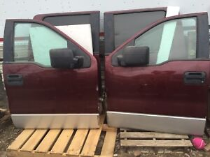 04-08 ford f150 doors for sale