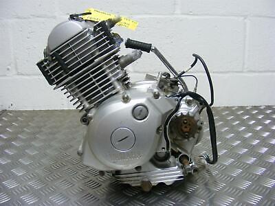 <em>YAMAHA</em> YBR125 YBR 125 CU CUSTOM 2013 ENGINE MOTOR  GEARBOX 13918 MIL