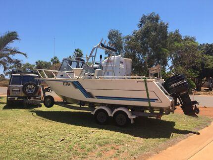 Black Beards Boat