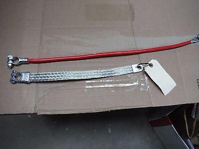 Farmall Battery Cable Set. Abcsuper A Super A-1 Super C 100 130 200 230