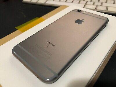Apple iPhone 6s - 64GB - Space Grey O2 Giffgaff Tesco