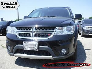 2017 Dodge Journey SXT ~ Uconnect, Rear View Camera