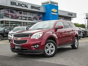 "2011 Chevrolet Equinox LT,CRUISE,17"" ALLOYS, CLIMATE CONTROL"