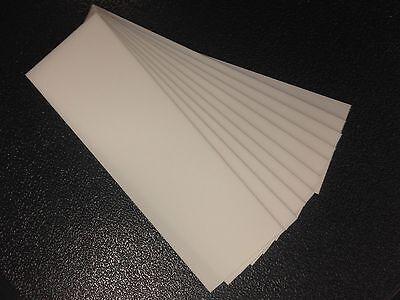 1 X 3 Ceramic Al2o3 Column Cutting Wafer -- Pack Of 10
