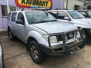 WRECKING 2006 NISSAN PATHFINDER R51 YD25 4X4 MANUAL ALLOY ROCKER COVER North St Marys Penrith Area Preview