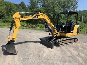 CATERPILLAR 303.5 Mini Excavator; RUNS EXC!!! Video Available; CAT Diesel