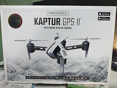 Pact Drone 07A18 Kaptur GPS II Wi-Fi Drone w/HD Camera.