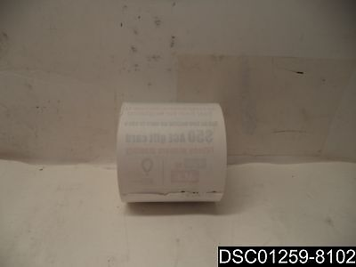 Qty 50 3-18 X 230 Thermal Paper Pos Cash Register Ace Hardware 2 Color