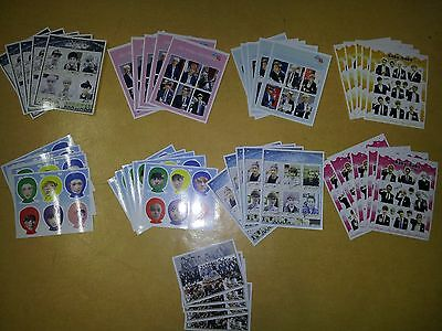 EXO Sticker #4 - all of 45(9X5) - monster lucky one exodus exodium lotto power