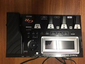 Roland GR - 55 guitar synth with Roland  GC 1 Fender Guitar Kirwan Townsville Surrounds Preview