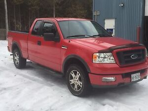 2005 Ford F-150 FX4 Off-road Edition