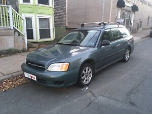 Subaru Legacy Brighton 2002 AWD From BC