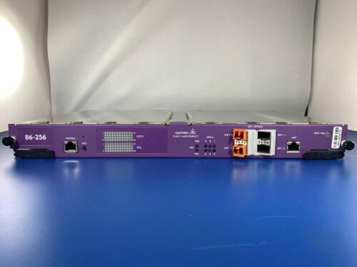 Calix B6-256 VDSL2 BLADE 100-03207 TESTED