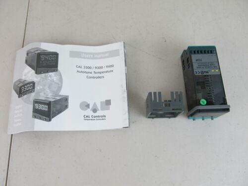 CAL Controls 930000000 9300 Series 1/16 DIN Single Loop Temperature Controller