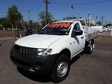 2008 Mitsubishi Triton 2WD Ute Parap Darwin City Preview