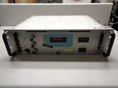 Unholtz-dickie Osc-1s Sweep Sine Generator