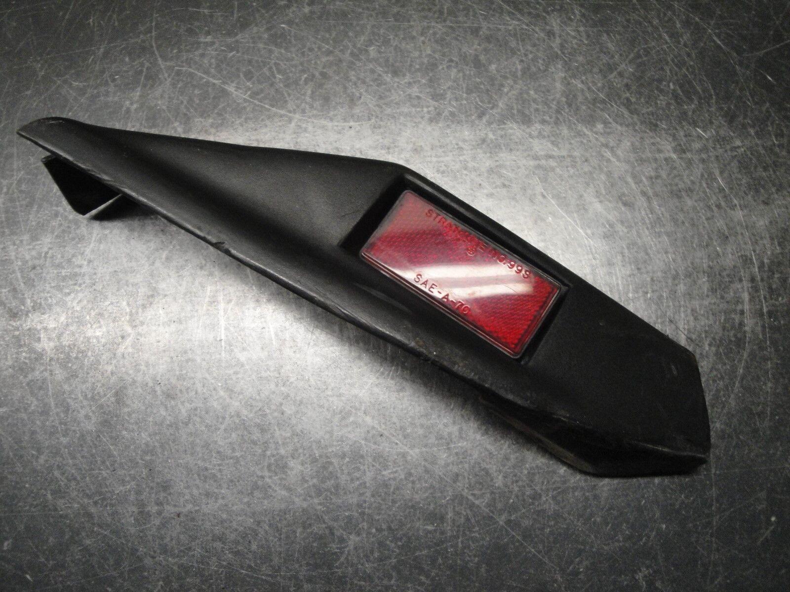 1998 '98 SKIDOO SKI-DOO 670 X SUMMIT SNOWMOBILE BODY PLASTIC PANEL REFLECTOR