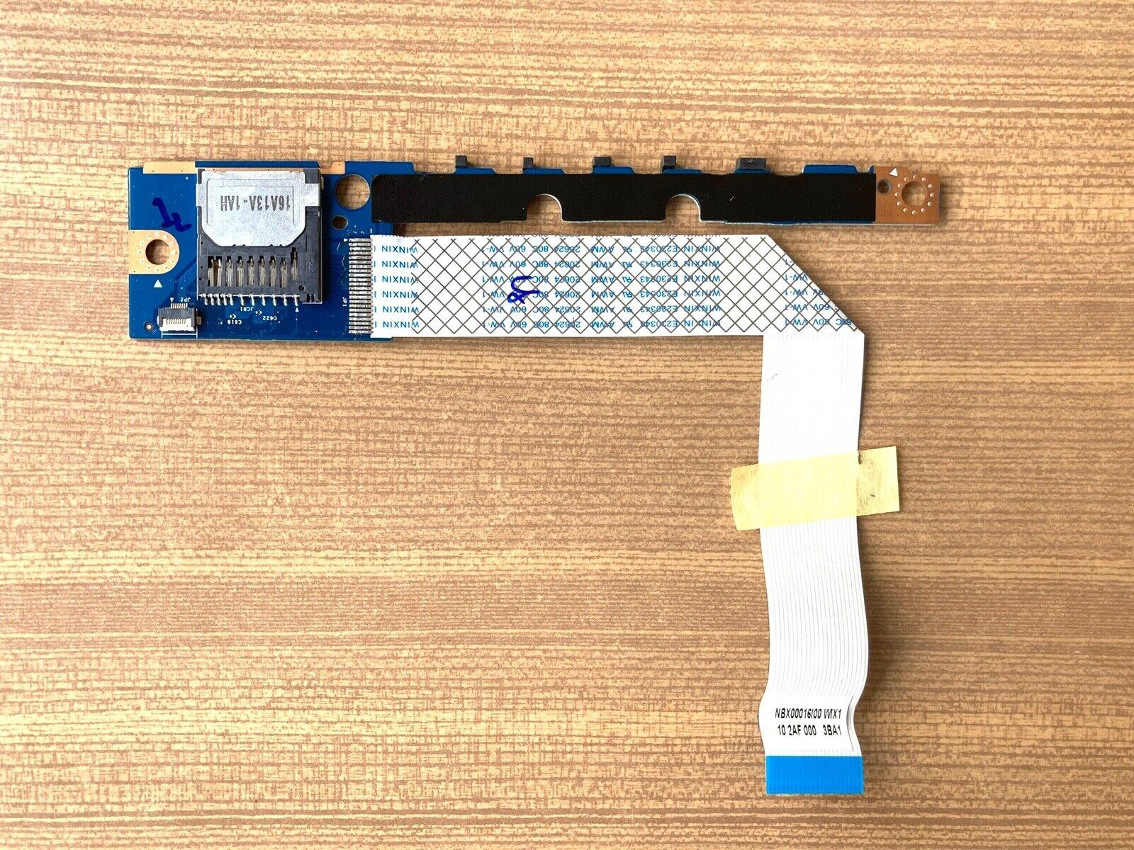 Card reader led panel qcl90 ls-8229p 455m2e88l01 pour asus r900v etc..